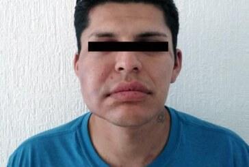 Detiene FGJEM en Ixtapaluca a un probable homicida