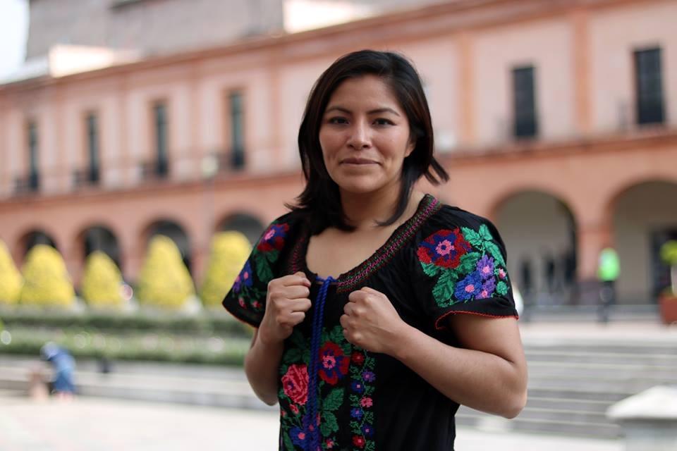 """Cumple Iveth """"La Roca"""" Zamora sus sueños a través del boxeo"""
