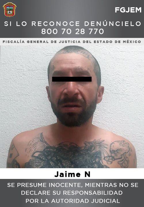 Detiene FGJEM a sujeto investigado por varios secuestros en el estado de México