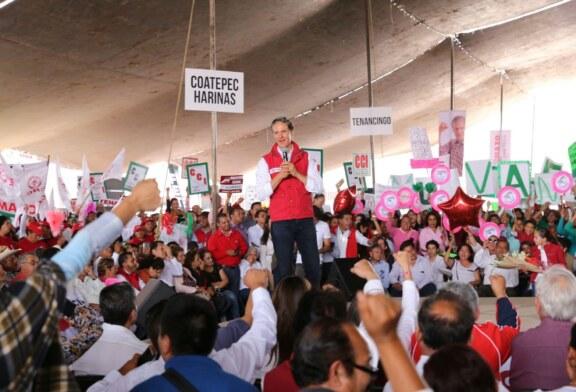 Propone del Mazo duplicar el número de becas para estudiantes mexiquenses
