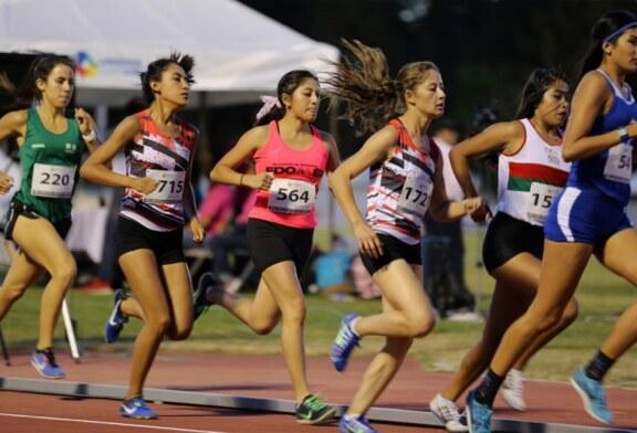 Cierran deportistas su participación en atletismo con 21 medallas para Edoméx en la olimpiada nacional y nacional juvenil 2019