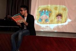 """Divierten a niñas y niños de educación básica con presentación de libro """"Vacalao"""""""