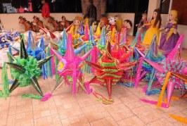 Invitan a visitar la feria de la piñata en Acolman