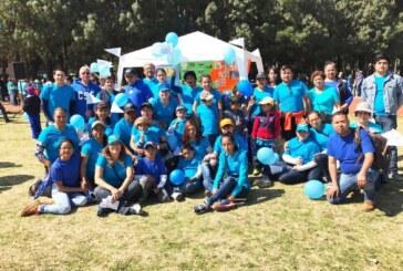 Anuncian caminata para crear conciencia sobre las personas con autismo en Edoméx