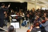 Taquilla de la ópera Aída para remodelación de escuelas en Toluca