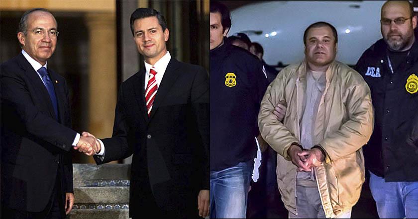 Narcotráfico en México sin romanticismo; Un club de traiciones, muerte y deslealtades, ligado al poder político