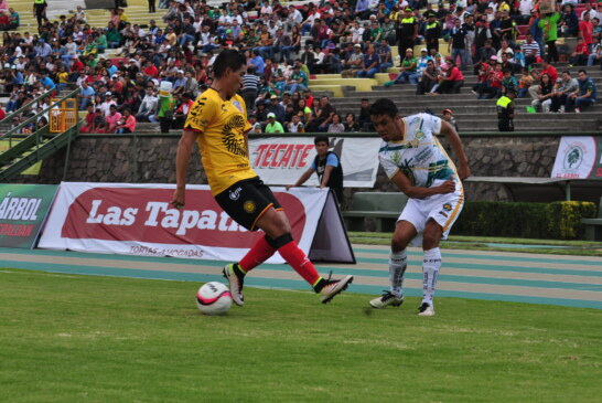 Potros derrota 2-1 a la universidad de Guadalajara