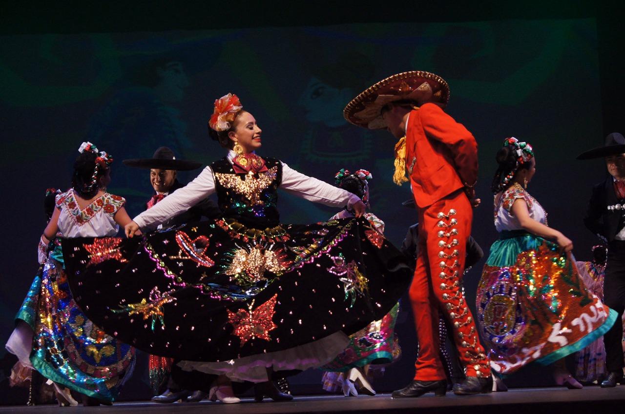 Celebra 34 aniversario el ballet folclórico del Estado de México, referente de la cultura mexiquense