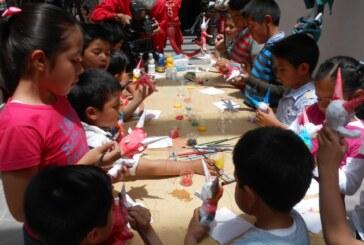 Invita Toluca a los pequeños a participar en el Taller de Judas