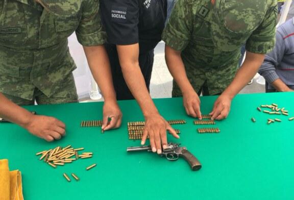 Arranca programa canje de armas, secretaría de seguridad, defensa nacional y municipios