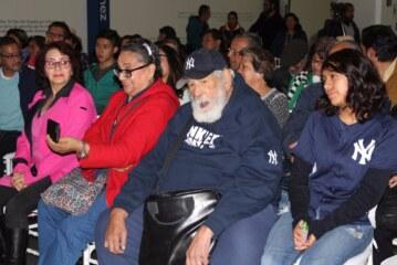 Reconocen secretaría de cultura y UAEM trayectoria literaria de Roberto Fernández Iglesias