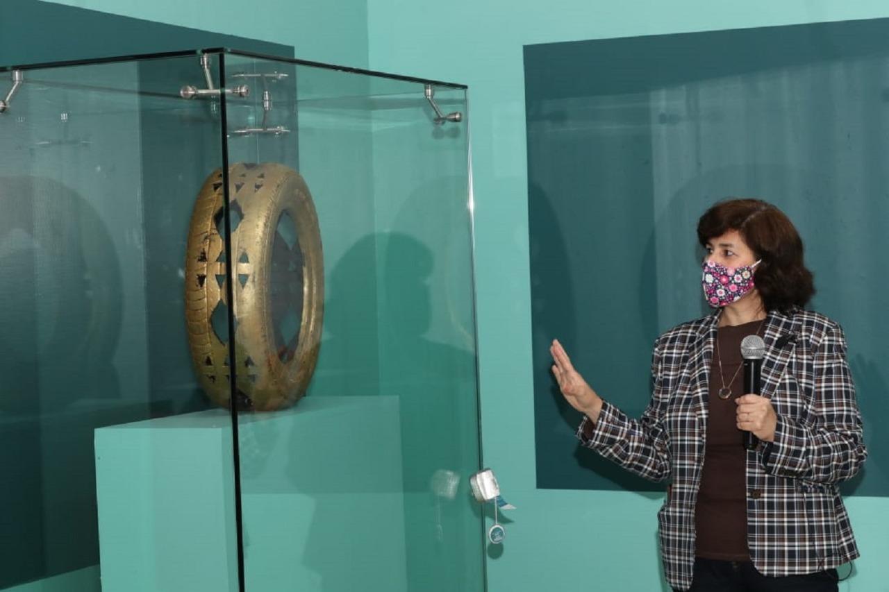 Inauguran exposición arte objeto en el centro cultural mexiquense