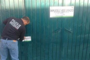 Catea fiscalía general un inmueble en Ecatepec