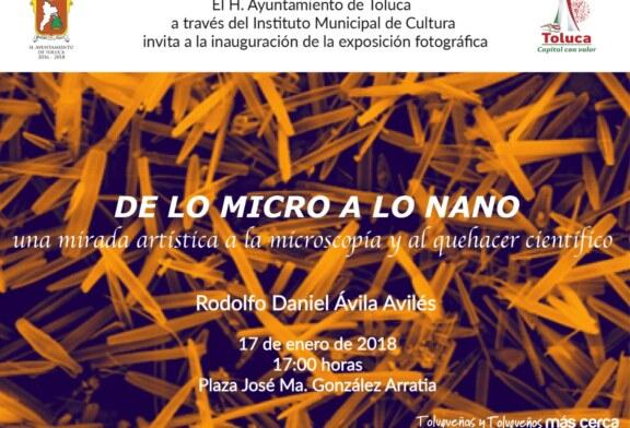 Inician grandes exposiciones artísticas en Toluca