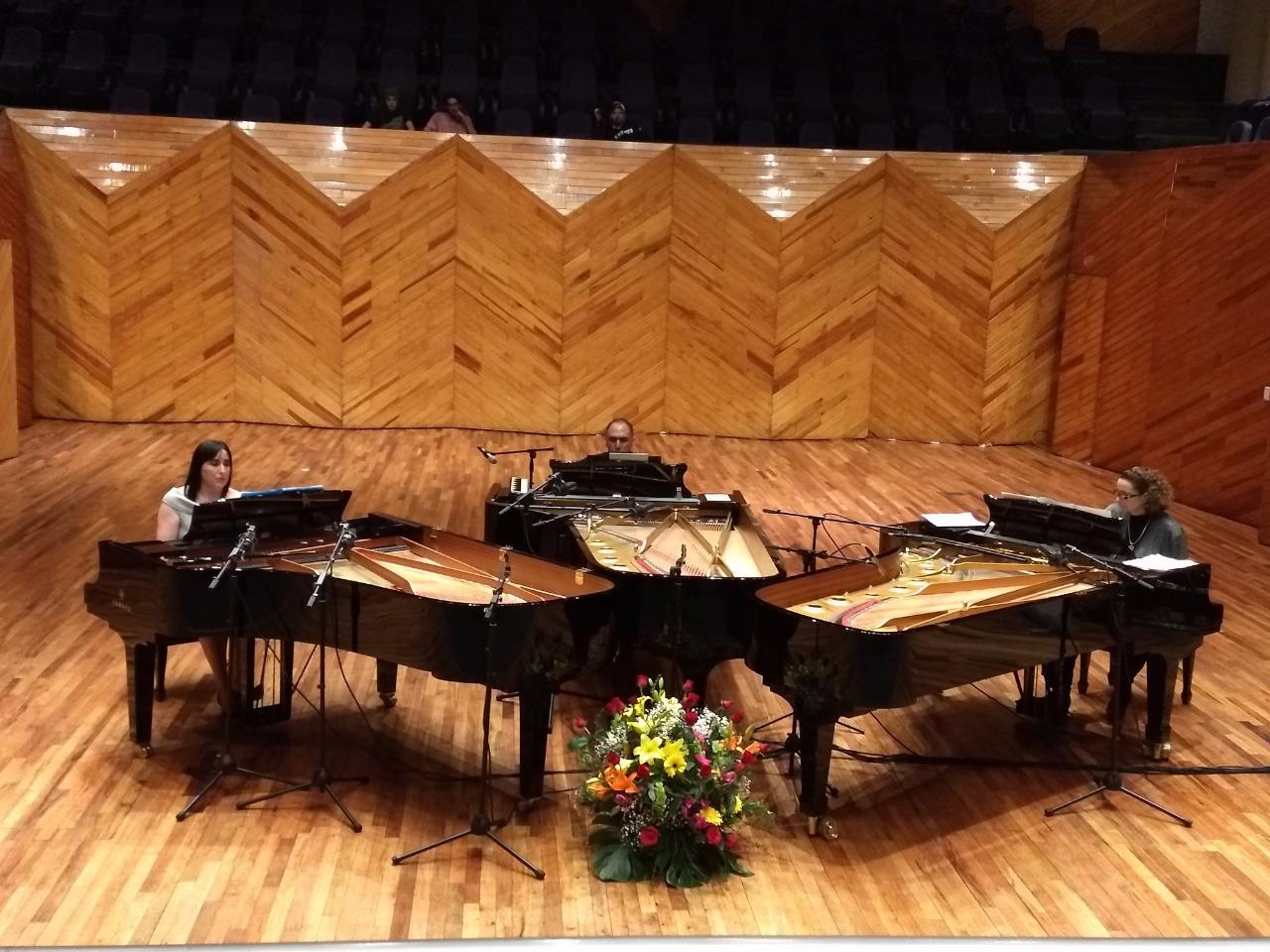 Deleita sexta gala de pianos al público mexiquense