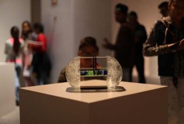 """Conquista a mexiquenses exposición en vidrio """"cosmos"""""""