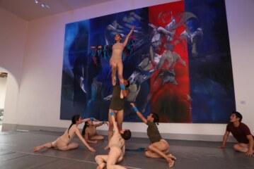 Dedica compañía de danza del Edoméx homenaje a Leopoldo Flores