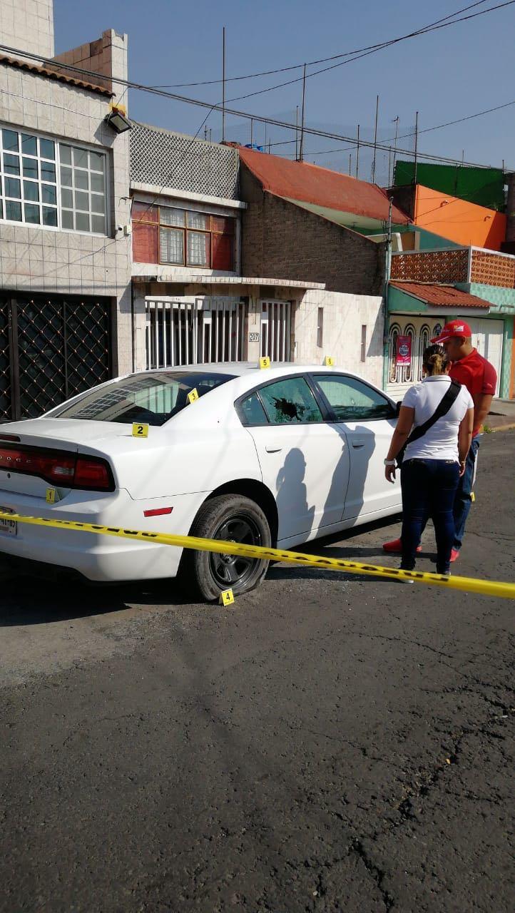 Disparan contra un policía de la fiscalía