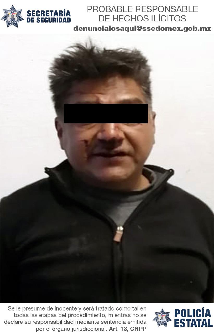 Detienen a sujeto por el delito de acoso sexual contra menor de edad