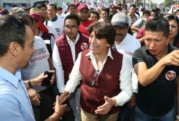 Estado de México primer lugar en inseguridad Delfina Gómez