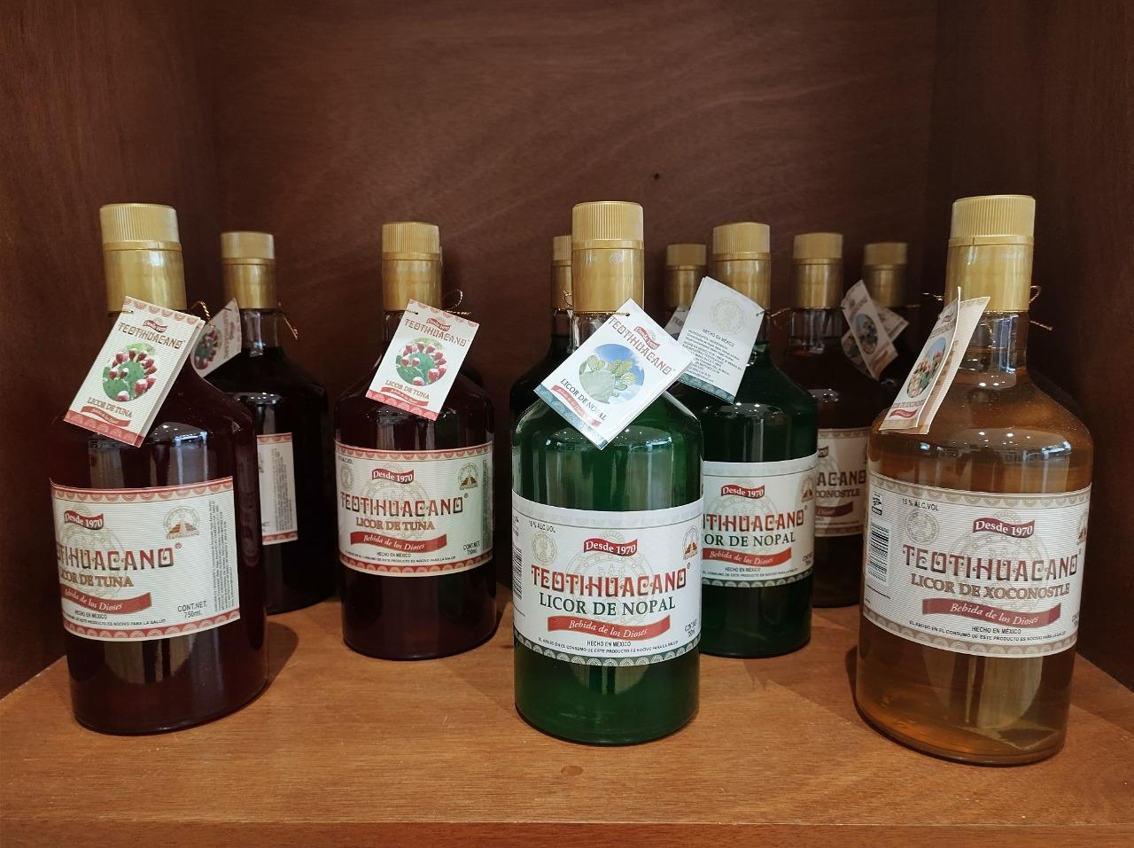 Producen en el Estado de México licores tradicionales