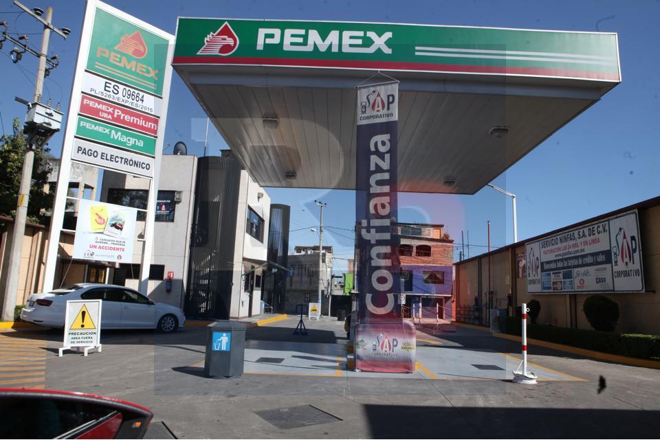 Confirman desabasto de gasolinas en Toluca