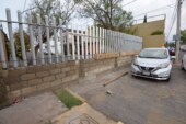 Se enfrentan vecinos por bardas en colonia Ciprés