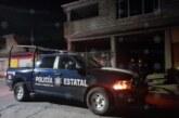 Detienen en flagrancia a cuatro posibles responsables de desvalijar autos con reporte de robo