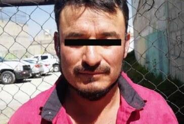 Aseguran policías a un probable violador en Toluca