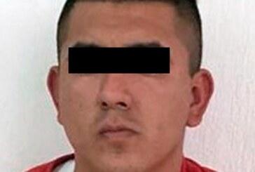 Capturan a policía activo de la CDMX relacionado con ocho carpetas de investigación por el probable delito de robo
