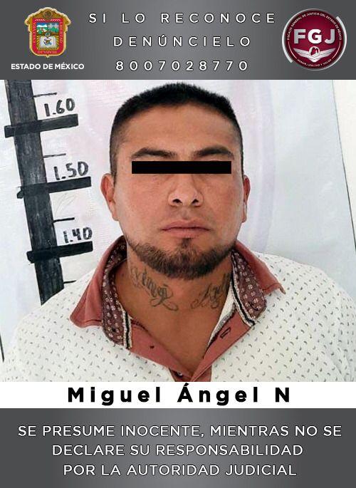 Detienen a sujeto investigado por un robo a transporte público ocurrido en enero de 2019 en Zumpango