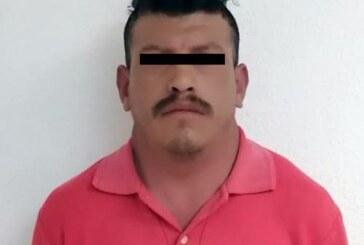 Cumplimentan elementos de la FGJEM una orden de aprehensión contra un probable homicida en Toluca