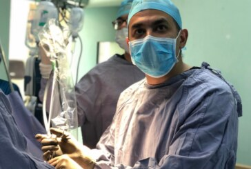 Utilizan cirujanos de ISSEMyM, por primera vez en México, técnica para extraer tumor cancerígeno de vías respiratorias