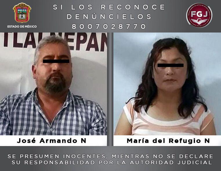Vinculan a proceso a dos personas investigadas por extorsión en agravio de integrantes de una ruta de transporte público en Nicolás Romero