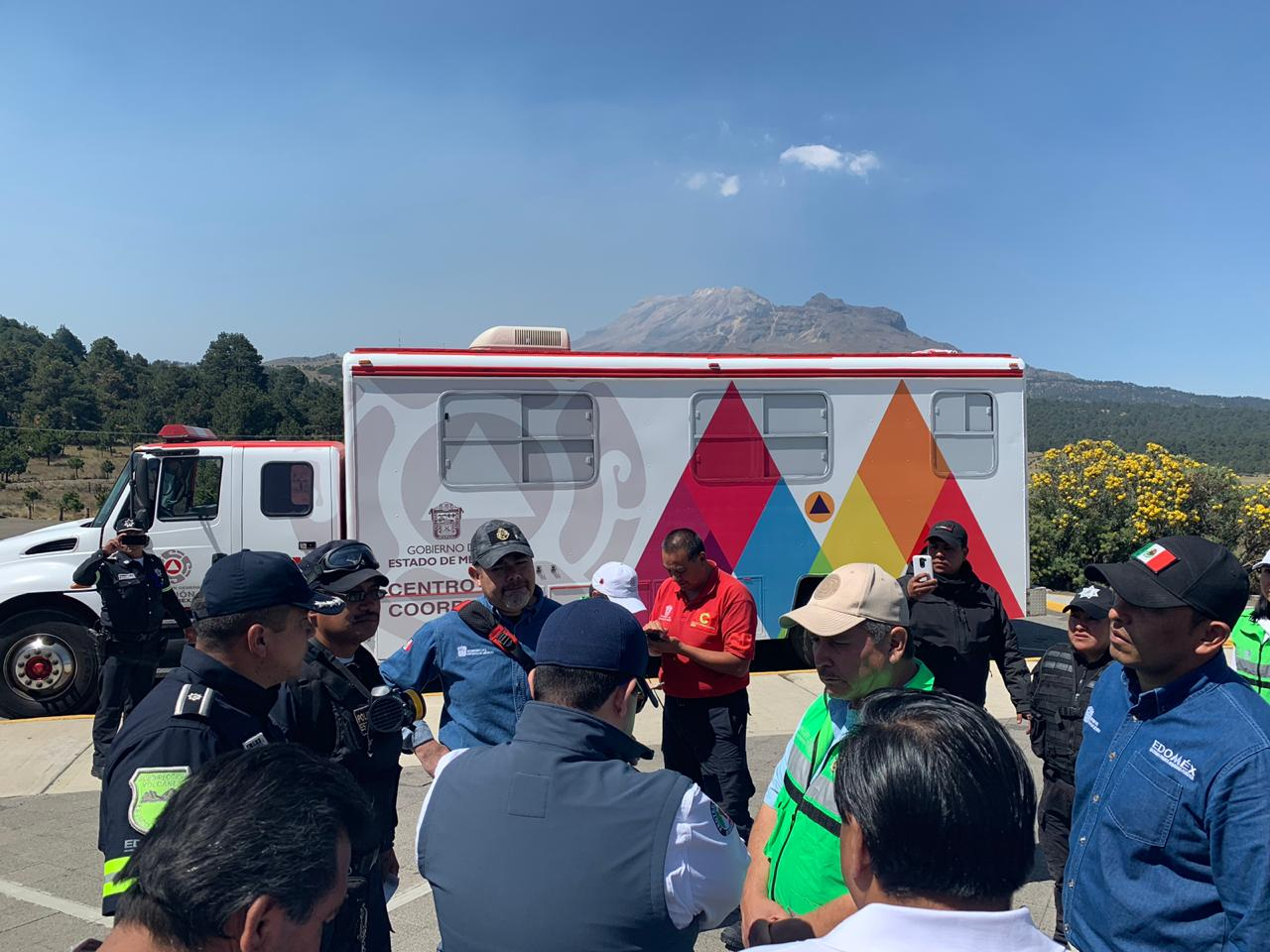 Cambia fase de semáforo de alerta del volcán Popocatépetl, de amarillo fase 3 a amarillo fase 2