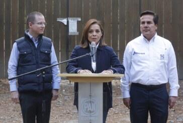 Exige Josefina Vázquez Mota a Del Mazo y Delfina aclarar vínculos con Javier Duarte