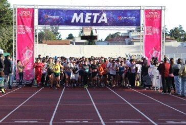 Dedica Metepec jornada deportiva a la lucha contra el cáncer de mama