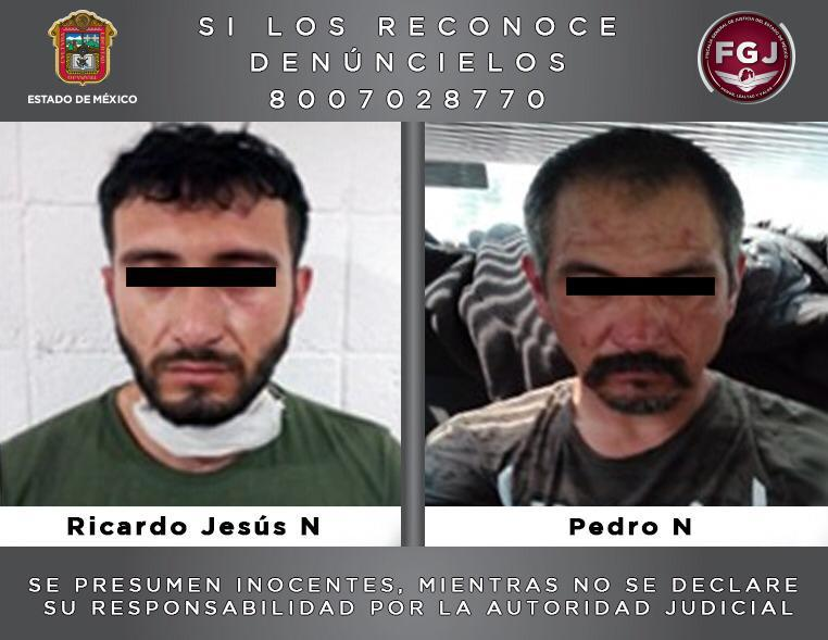 Inician proceso legal en contra de dos individuos por el homicidio de una mujer en Toluca