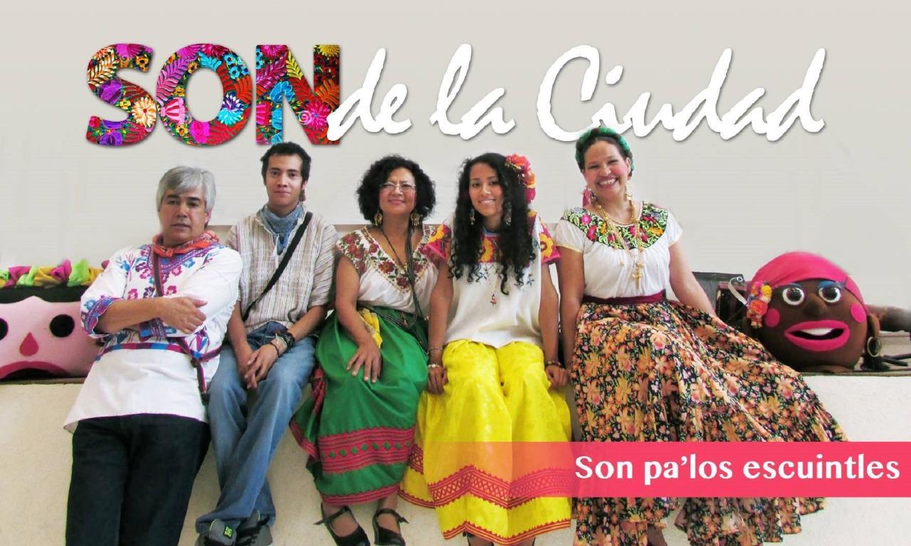 """Invita #culturaenunclick a concierto de música tradicional infantil """"para niñas y niños menores de 100 años"""""""