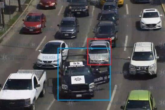 Localizan automóvil reportado como robado en Toluca