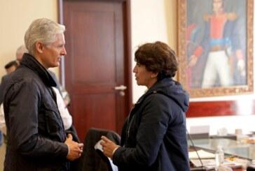 Instalan grupo de coordinación territorial para la construcción de la paz en el Edoméx