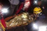 Rescatan a socorrista que sufrió accidente en volcán Iztaccíhuatl
