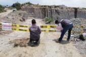Clausura PROPAEM minas en zona limítrofe al nevado de Toluca