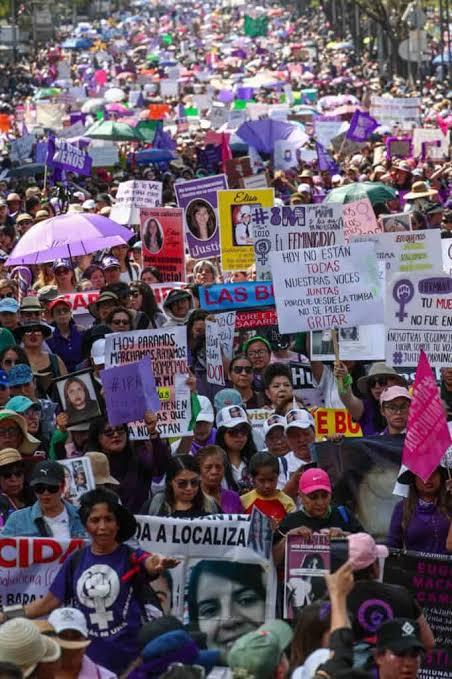 Feminicidios: El jaque mate a la estrategia de seguridad de la 4T