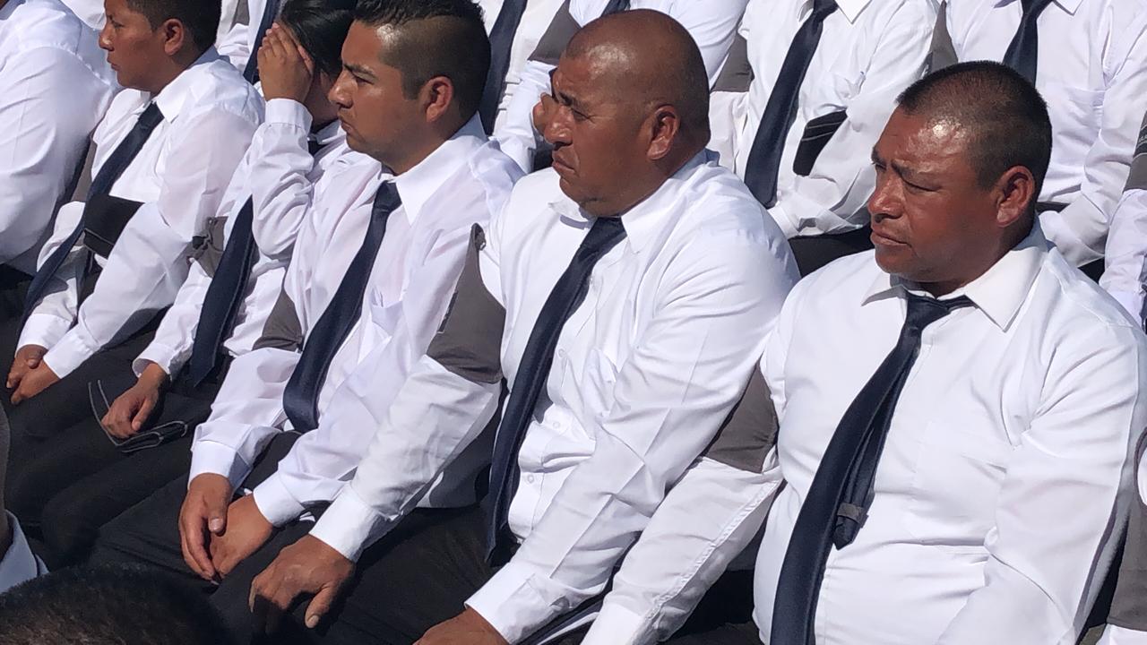 Con los nuevos policías JuanRo gastará mil 700 millones solo en nómina. El presupuesto solo será cercano a los 4 mil millones.
