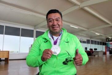 Obtiene Ricardo Robles medalla de plata en Lima 2019