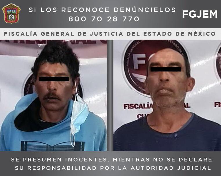 Procesan a dos sujetos que tenían en su poder 1.2 kilogramos de droga