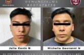 Detiene FGJEM a dos sujetos investigados por el homicidio de un adolescente en Nezahualcóyotl