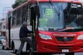 Asegura la secretaria de movilidad que revisa un camión de pasajeros cada tres minutos.