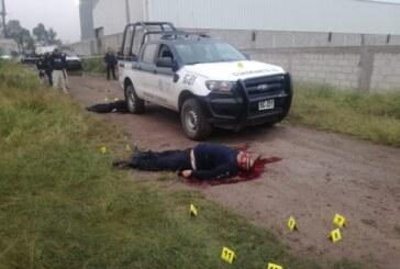 Ejecutan a dos policías de Tultitlan